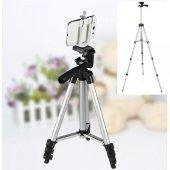 150 CM Kamera Telefon Tripodu Tripot Fotoğraf-7