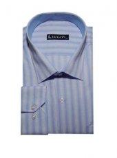 Lugon Uzun Kol Klasik Battal Erkek Gömlek 423