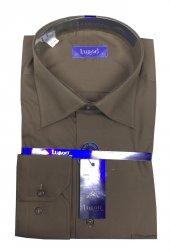 Lugon 0422 Uzun Kol Battal Klasik Gömlek
