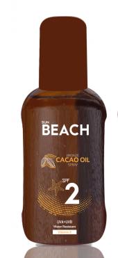 Mısa Sun Beach F2 Oil 200ml