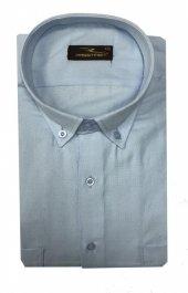 Rasstmen Uzun Kol Oxford Erkek Gömlek 1827