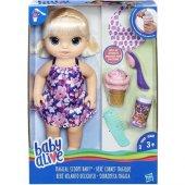 Baby Alive Bebeğimle Dondurma Zamanı C1090 3+