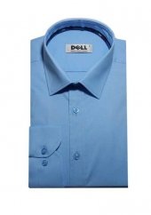 Dell Shırts 955 Uzun Kol Slim Fit Erkek Gömlek