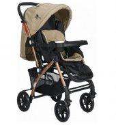 4 Baby Çift Yönlü & Travel Sistem Bebek Arabası...