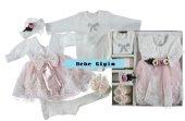 Lux Kız Bebe Mevlütlük Takım