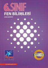 Tek Yıldız 6.sınıf Fen Bilimleri Soru Bankası...