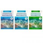 Antrenmanlarla Matematik Geometri Seti 4.3.2. Kitap +hediye