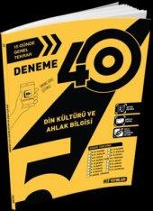 Hız 5.sınıf Din Kültürü 40 Deneme (Yeni)