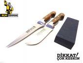 Mutfak Bıçak Seti 2' Li Lazoğlu Sürmene...