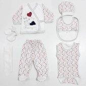 Chery Laci 7 Li Bebek Hastane Çıkış Seti