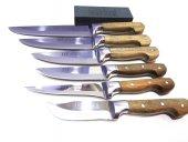Mutfak Bıçak Seti 6' Lı Lazoğlu Sürmene...