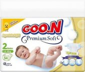 GOON Premium Soft No:2 Eko 34lu