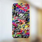 Fpf1157 İphone 6 6p 6s 6sp 7 7p 8 8p X Sticker Kaplama