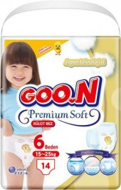 GOON Premium Külot No:6 14lu