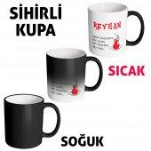 FPM1164 Sevgiliye Özel Beraber Çay İçek Kupa Bardak-3