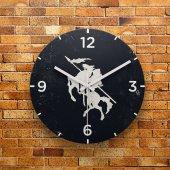 Fmc1258 Tasarımlı Mdf Ahşap Duvar Saati 39cm