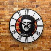 Fmc1143 Tasarımlı Mdf Ahşap Duvar Saati 39cm