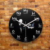 Fmc1129 Tasarımlı Mdf Ahşap Duvar Saati 39cm