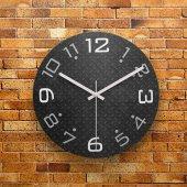 Fmc1037 Tasarımlı Mdf Ahşap Duvar Saati 39cm