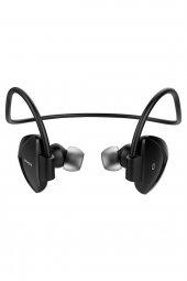 Awei Kablosuz Bluetooth Ter Geçirmez Sporcu Kulaklık A840BL Siyah