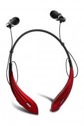 Awei Kablosuz Bluetooth Kulaklık A810BL CVC6.0 Kırmızı-4