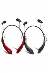 Awei Kablosuz Bluetooth Kulaklık A810BL CVC6.0 Kırmızı-5