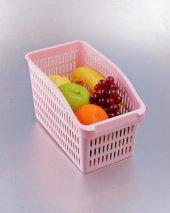 Dolap İçi Düzenleyici Buzdolabı Meyve Sebze Sepeti Organizer