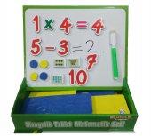 Diytoy Manyetik Tablet Matematik Seti & Yazı Tahtası 98 Parça