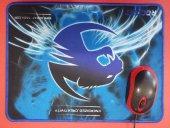 Mousepad Kaymaz Oyuncu Gaming Mouseped Mause Altlığı 24x32 Cm 3mm