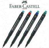 Faber Castell Silinmez Asetat Kalemi Cd Kalemi...