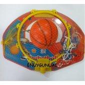 çocuklar İçin Oyuncak Basketbol Potası Seti...