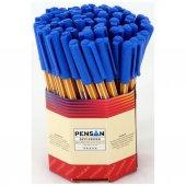 Pensan Ofispen Tükenmez Kalem 60lı Mavi Renk