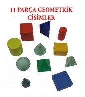 11 Parça Geometrik Cisimler Müfredat Uyumlu 1 5 Sınıflar İçin