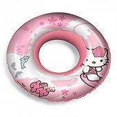 Hello Kitty 50 Cm Çocuk Yüzme Simidi