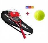 çantalı Tenis Raketi + Tenis Topu Hediyeli 27 İnç Tenis Raketi