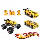Hot Wheels Monster Truck Lego Seti 88 Parça