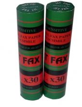 Jet Fax 210 Mm X 30 Metre Termal Fax Kağıdı