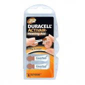 Duracell Activair 312 Kulaklık Cihazı Pili 6 Lı...