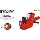 Etiketleme Makinası 8 Haneli Meto Makinesi Mx5500