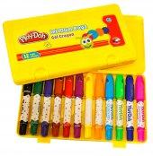 Play Doh Jel Mum Boya Crayon 12 Renk Ücretsiz...