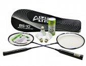 Altis Bs 10 Badminton Raket Set