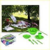 Piknik Sofrası Seti Full Piknik Seti 3 Kişilik...
