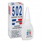 Evobond 502 Süper Sıvı Yapıştırıcı