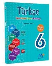 M+ Martı Okul 6. Sınıf Türkçe Yeni Nesil Soru Bankası 2019