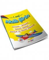 Artıbir 1.sınıf Akıllı Şirin Dikkat Ve Genel Yetenek Kitabı