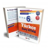 Artıbir 6. Sınıf Türkçe Soru Bankası Atm Si