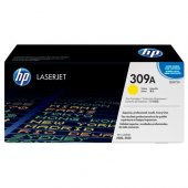 HP 309A 4000 Sayfa Kapasiteli Sarı Toner Q2672A