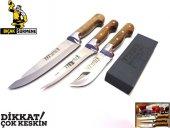 Mutfak Bıçak Seti 3' Lü Lazoğlu Sürmene...