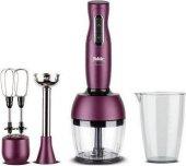 Fakir Lucca Q Violet 1000 W Blender Set