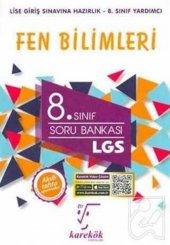 8. Sınıf Lgs Fen Bilimleri Soru Bankası Karekök Yayınları